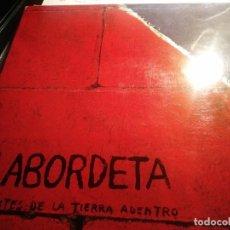 Discos de vinilo: LABORDETA* – CANTES DE LA TIERRA ADENTRO !ª EDICIÓN MUY BUEN ESTADO. Lote 244195705