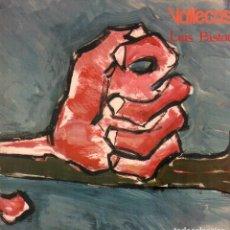 Discos de vinilo: LUIS PASTOR - VALLECAS / LP MOVIE PLAY DE 1976 / BUEN ESTADO RF-9230. Lote 244197105