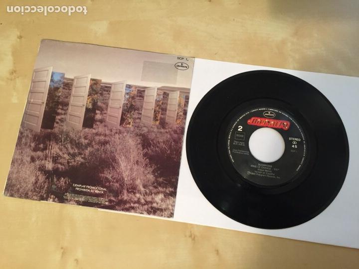"""Discos de vinilo: Scorpions - Wind Of Change (Versión En Español) - SINGLE PROMO RADIO 7"""" - 1990 ESPAÑA - Foto 3 - 244201345"""