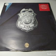 Discos de vinilo: MAXI - THE POLICE ‎– CAN'T STAND LOSING YOU (LIVE) - 581 037 - 1 ( VG / VG) EURO 1995. Lote 244202530