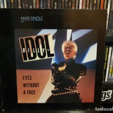 Discos de vinilo: BILLY IDOL - EYES WHITOUT A FACE. Lote 244204595