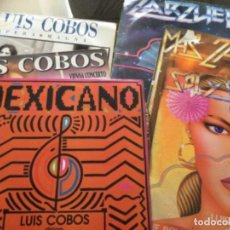 Discos de vinilo: LUIS COBOS -6 LPS. Lote 244213165
