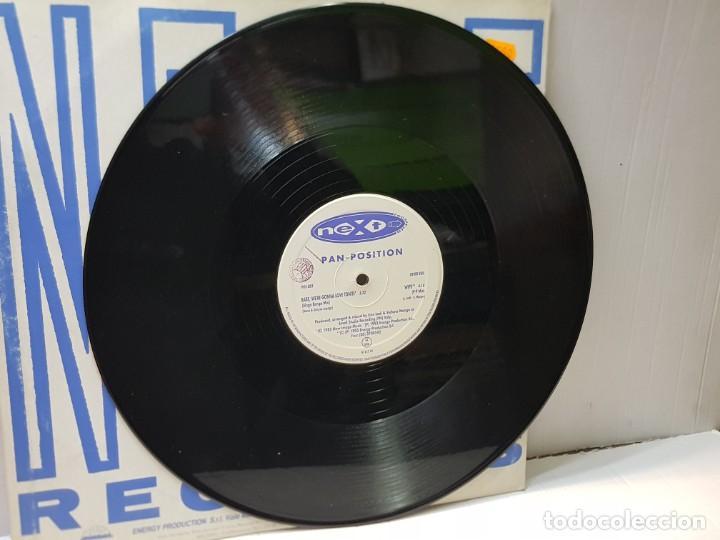 Discos de vinilo: MAXI SINGLE-PAN POSITION-BABE WERE GONNA LOVE TONITE- en funda original 1993 - Foto 3 - 244227855