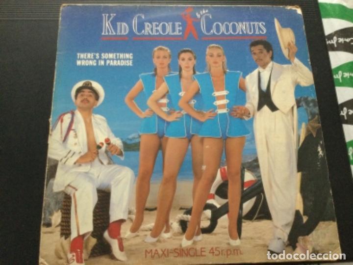 KIM CREOLE AND THE COCONUTS (Música - Discos de Vinilo - Maxi Singles - Disco y Dance)