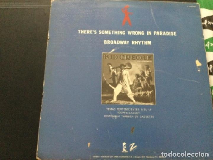 Discos de vinilo: Kim Creole and the coconuts - Foto 2 - 244298000