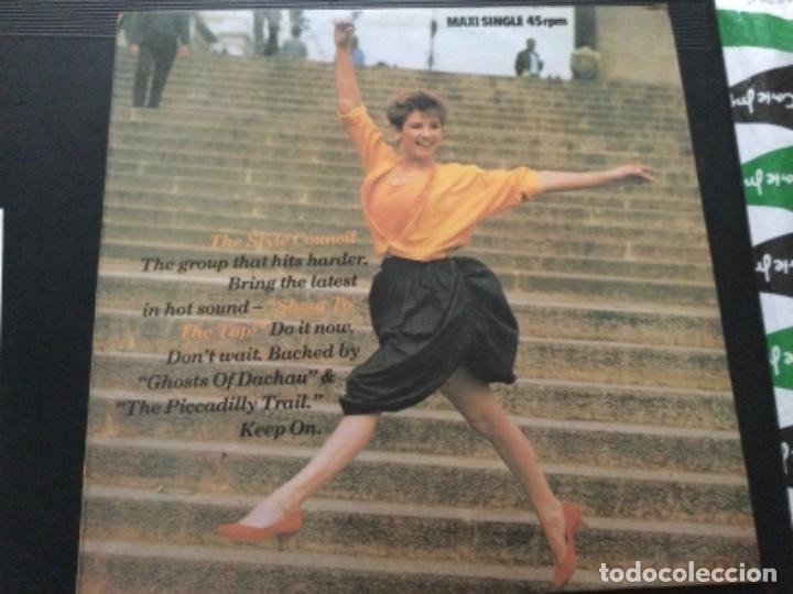 THE STYLE COUNCIL - SHOUT TO THE TOP (Música - Discos de Vinilo - Maxi Singles - Disco y Dance)