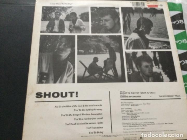 Discos de vinilo: The Style Council - shout to The top - Foto 2 - 244323530