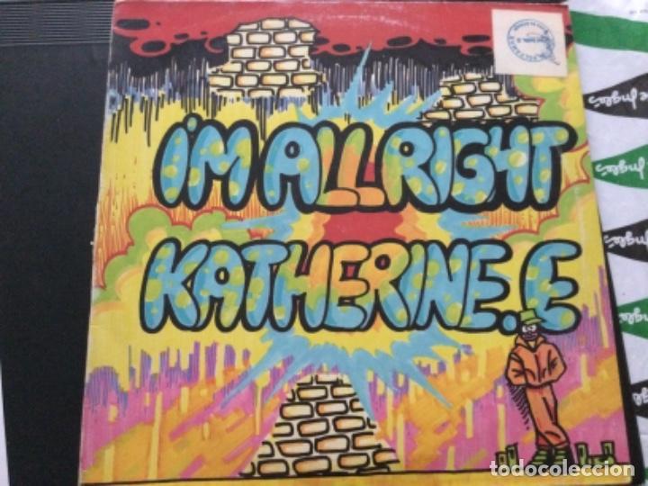 KATHERINE E. - IM AL RIGHT (Música - Discos de Vinilo - Maxi Singles - Disco y Dance)