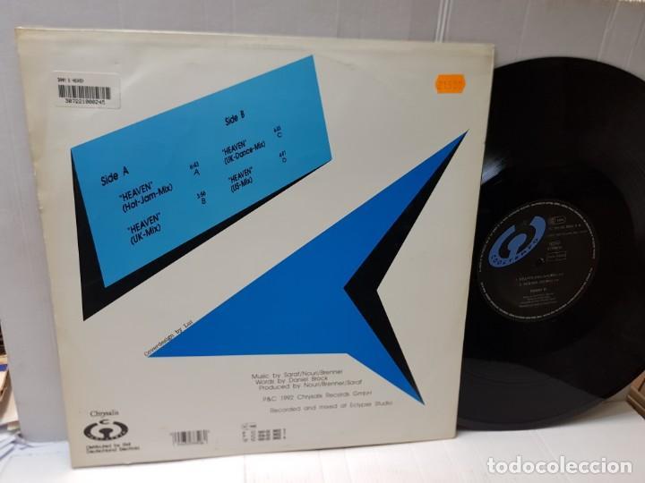 Discos de vinilo: MAXI SINGLE-DANY B-HEAVEN- en funda original 1992 - Foto 2 - 244355860