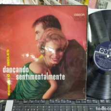 Discos de vinilo: ROBERTO INGLEZ LP DANSES SENTIMENTALES FRANCIA. Lote 244384160