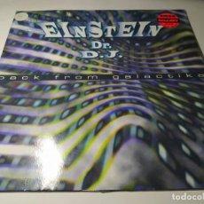 Discos de vinilo: MAXI - EINSTEIN DR. D.J.* – BACK FROM GALACTIKA - NM1321MX ( VG+ / VG+) SPAIN 1996. Lote 244399635