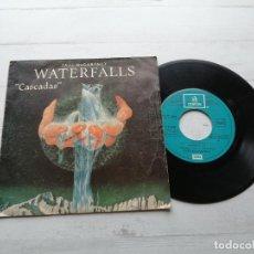 Discos de vinilo: PAUL MCCARTNEY – WATERFALLS = CASCADAS SINGLE SPAIN 1980 VINILO VG++/PORTADA VG. Lote 244403670