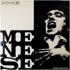 Discos de vinilo: JOSE MENESE / MELCHOR DE MARCHENA - MENESE - LP SPAIN 1968 - RCA VICTOR LSP-10 373. Lote 244405585