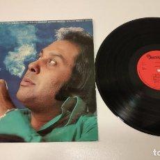 Discos de vinilo: 0221- MONCHO BOLERO ESPAÑOL 1974 SPAIN LP VIN POR VG DIS VG+. Lote 244409490