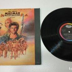 Discos de vinilo: 0221- TINA TURNER MAD MAX BSO ORIGINAL SPAIN 1985 LP VIN POR VG DIS VG. Lote 244410900