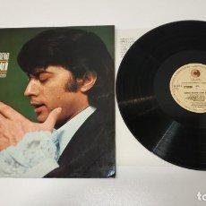 Discos de vinilo: 0221- GABRIEL MORENO CANTA EN CALÓ SPAIN 1973 LP VIN POR VG DIS VG+. Lote 244415685