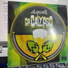 Discos de vinilo: DR. CALYPSO SINGLE EL QUE VULL 2015 PRECINTADO. Lote 244419925