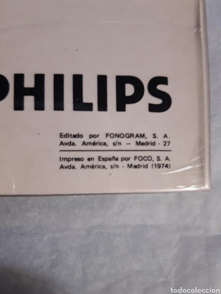 Discos de vinilo: LP TEMAS INOLVIDABLES DIA PROMETIDO NUEVO - Foto 3 - 244436825