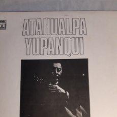 Discos de vinilo: LP ATAHUALPA YUPANQUI LOS HERMANOS EMI ODEON OLP-7312. Lote 244437160