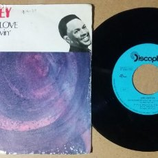 Discos de vinilo: JOE JEFFREY / MY PLEDGE OF LOVE / SINGLE 7 PULGADAS. Lote 244441355