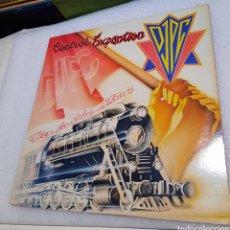 Discos de vinilo: DJPC - CONTROL EXPANSIÓN/ GO TO THE MOON. Lote 244444765