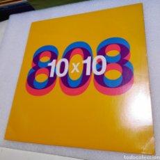 Discos de vinilo: 808STATE - 10 X 10. Lote 244445360