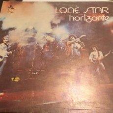 Disques de vinyle: LP LONE STARS HORIZONTE 1977. Lote 244448735
