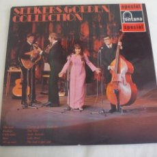 Discos de vinilo: THE SEEKERS – SEEKERS GOLDEN COLLECTION. FONTANA – SFL.13093. LP UK. 1969. Lote 244466150