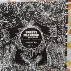 "Discos de vinilo: NKOTTI FRANÇOISANDTHE BLACK STYL–MUWASO MWA LONGUE / NJA KA . VINYL, 12"", 45 RPM, MAXI. NUEVO. Lote 244474205"