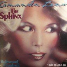 Discos de vinilo: AMANDA LEAR – THE SPHINX. Lote 244478255