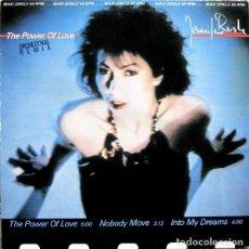 Discos de vinilo: JENNIFER RUSH – THE POWER OF LOVE (ORCHESTRAL REMIX). Lote 244478525