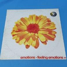 Discos de vinilo: DISCO DE VINILO - EMOTIONS - FEELING EMOTIONS - 2002. Lote 244491695