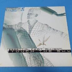 Discos de vinilo: DISCO DE VINILO - TOUCH THE SKY - ESSENTIAL FEAT. ALLISON. Lote 244492525