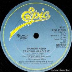 Discos de vinilo: SHARON REDD – CAN YOU HANDLE IT. Lote 244499500
