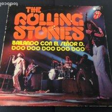 Discos de vinilo: SINGLE THE ROLLING STONES BAILANDO CON EL SEÑOR D/BOO BOO BOO EDITADO EN ESPAÑA DECCA. Lote 244504310