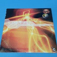 Discos de vinilo: DISCO DE VINILO - U.R.T.A. - CHUS LIBERATA, OSC. DJ URTA. Lote 244507805