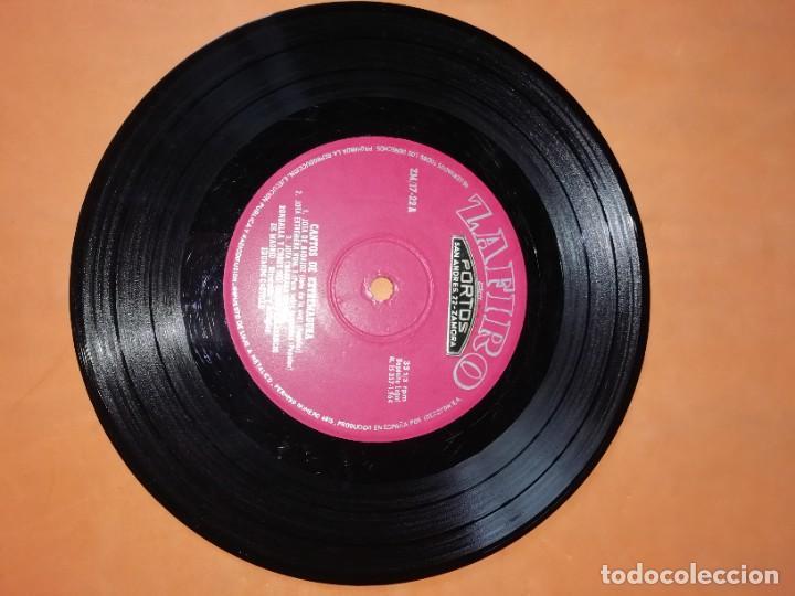 Discos de vinilo: CANTOS DE XTREMADURA. ZAFIRO 1964. CON LIBRETO. - Foto 9 - 244510105