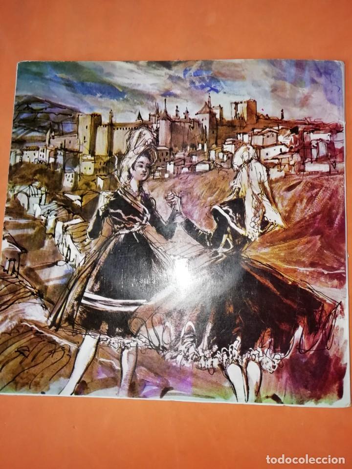 Discos de vinilo: CANTOS DE XTREMADURA. ZAFIRO 1964. CON LIBRETO. - Foto 2 - 244510105