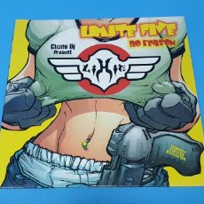 Discos de vinilo: DISCO DE VINILO - LIMITE FIVE - NO REASON. Lote 244512620