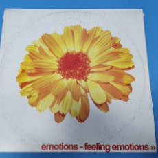 Dischi in vinile: DISCO DE VINILO - EMOTIONS - FEELING EMOTIONS. Lote 244515510