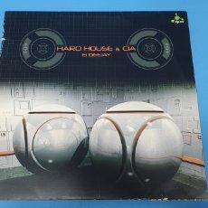 Discos de vinilo: DISCO DE VINILO - HARD HOUSE & CIA - EI DEEJAY. Lote 244521845