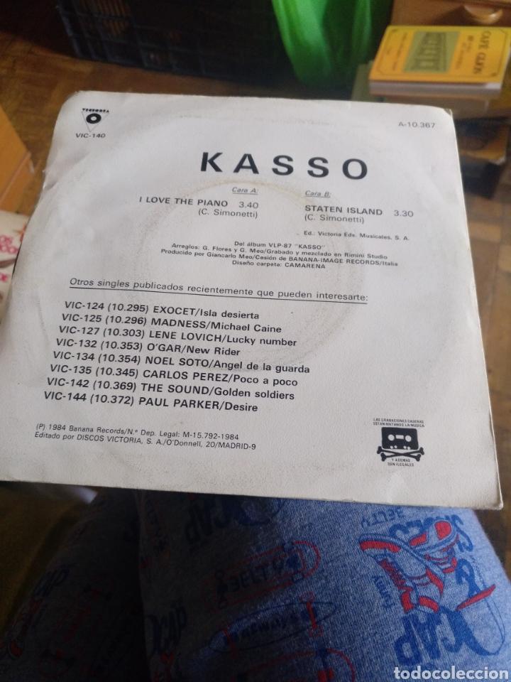 Discos de vinilo: Kasso - Foto 2 - 244525790