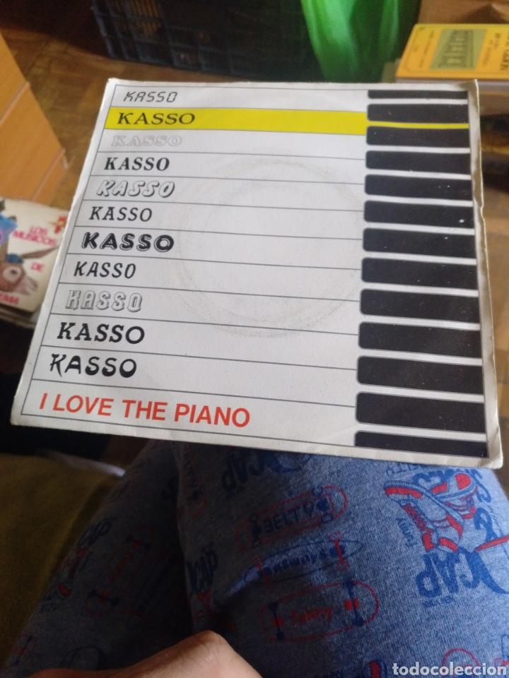 KASSO (Música - Discos - Singles Vinilo - Disco y Dance)