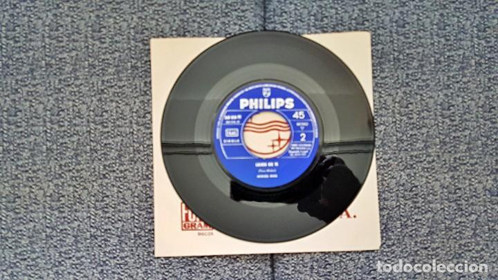 Discos de vinilo: Miguel Rios - Tu si tienes angel - single año 1.965 Editado por Philips. - Foto 8 - 186173470