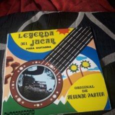 Discos de vinilo: LEYENDA DEL JUCAR PARA GUITARRA, VINILO. Lote 244530610