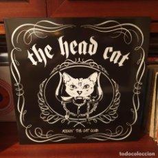 Discos de vinilo: THE HEADCAT / ROCKIN' THE CAT CLUB / NOT ON LABEL. Lote 244536880