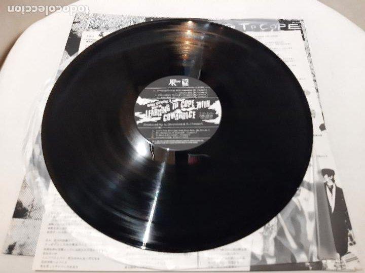 Discos de vinilo: MARK STEWART AND THE MAFFIA -LEARNING TO COPE WITH COWARDICE- (1983) LP DISCO VINILO - Foto 7 - 244544830