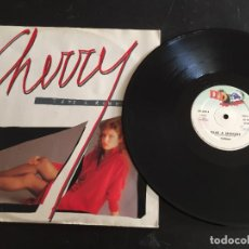 "Discos de vinilo: CHERRY - TAKE A MOMENT - 12"" ORIGINAL ITALIA - ITALO DISCO. Lote 244552570"