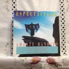 Discos de vinilo: ORQUESTA SINFÓNICA DE TENERIFE POP - AMANTE BANDIDO / 7' VINYL PROMO SPAIN 1991 MINT-MINT. Lote 244559560