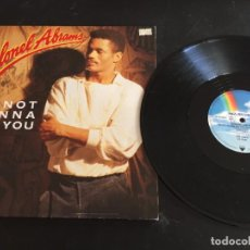 "Discos de vinilo: COLONEL ABRAMS ‎– I'M NOT GONNA LET YOU - 12"" ALEMANIA. Lote 244561240"